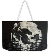 The Rise Of The Full Moon Weekender Tote Bag
