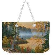 The Rising Sun Weekender Tote Bag