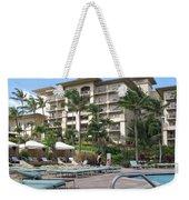 The Ritz Weekender Tote Bag