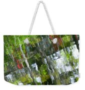 The River 3 Weekender Tote Bag
