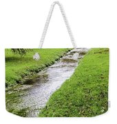 The River Bourne Weekender Tote Bag