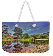 The River Weekender Tote Bag