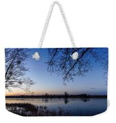 The River Nogat Weekender Tote Bag