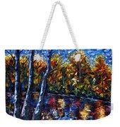 The River Song  Weekender Tote Bag