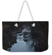 The Rivers Keep Secrets Weekender Tote Bag