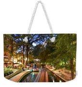 The Riverwalk Weekender Tote Bag