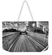 The Road Ahead Weekender Tote Bag