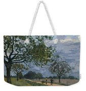 The Road From Versailles To Louveciennes Weekender Tote Bag