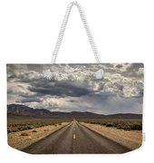 The Road To Death Valley Weekender Tote Bag