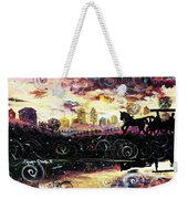 The Road To Home Weekender Tote Bag