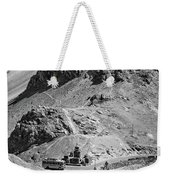 The Road To Ladakh Bw Weekender Tote Bag