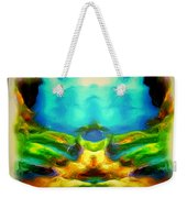 The Road To Paradise Weekender Tote Bag