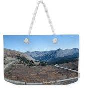 The Road To The Continental Divide Weekender Tote Bag