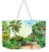 The Road To Tiwi Weekender Tote Bag