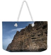 The Rocks Of Los Gigantes 1 Weekender Tote Bag