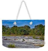 The Rocky Limestone Trail  Weekender Tote Bag
