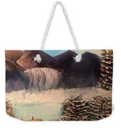 The Rocky Mountain Weekender Tote Bag