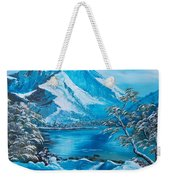 The Rocky Mountains  Weekender Tote Bag
