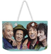 The Rolling Tongues Weekender Tote Bag