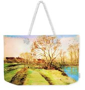The Rookery By V.kelly Weekender Tote Bag