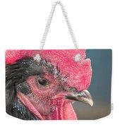 The Rooster Weekender Tote Bag