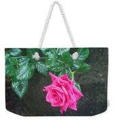 The Rose Weekender Tote Bag