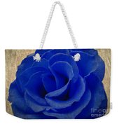 The Rose Of Sadness Weekender Tote Bag by Jeff Kolker