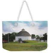 The Round Barn Weekender Tote Bag