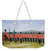 The Royal Fusiliers Weekender Tote Bag