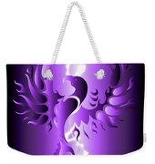 The Royal Phoenix Weekender Tote Bag