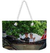 The Royal Wedding Harry Meghan Weekender Tote Bag