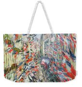 The Rue Montorgueil Weekender Tote Bag