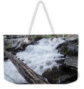 The Rushing River Weekender Tote Bag