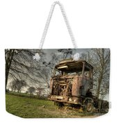 The Rusting Rig Weekender Tote Bag