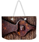 The Rusty Hinge Weekender Tote Bag