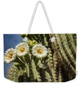 The Saguaro Cactus  Weekender Tote Bag