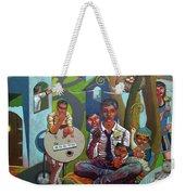 The Salesman Weekender Tote Bag