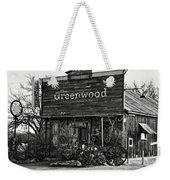 The Saloon Weekender Tote Bag