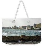 The San Juan Puerto Rico Cityscape Weekender Tote Bag