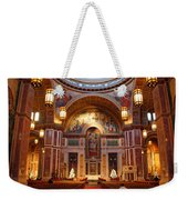 The Sanctuary Of Saint Matthew's Cathedral Weekender Tote Bag