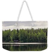 The Sauna Of Kintulammi Weekender Tote Bag