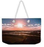 The Scenery - Id 16235-142805-2743 Weekender Tote Bag