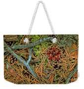 The Scent Of Pine Forest II Weekender Tote Bag