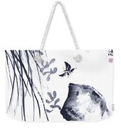 The Scent Of Spring Weekender Tote Bag