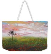 The Scented Sky Weekender Tote Bag