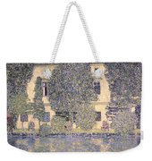 The Schloss Kammer On The Attersee IIi Weekender Tote Bag
