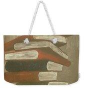 The Scholar  Weekender Tote Bag