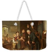 The School Inspector Weekender Tote Bag
