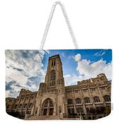 The Scottish Rite Cathedral - Indianapolis Weekender Tote Bag