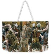 The Scourging Weekender Tote Bag by Tissot